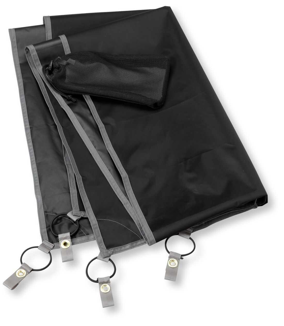 マイクロライト 2人用バックパッキング・テント、フットプリント
