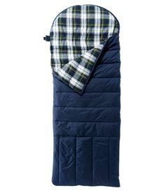 デラックス・フランネル・ラインド・キャンプ・バッグ、-1℃, , hi-res