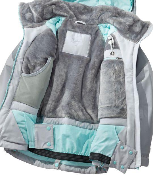 キッズ・パトローラー・スキー・ジャケット、カラーブロック, , hi-res