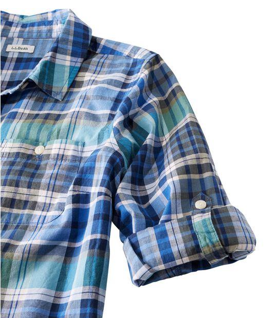 エル・エル・ビーン・マドラス・シャツ、長袖, , hi-res