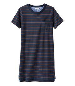 シグネチャー・ニット・Tシャツ・ドレス, , hi-res