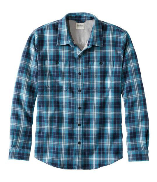 ウィケッド・ウォーム・オーガニック・コットン・シャツ、長袖, , hi-res