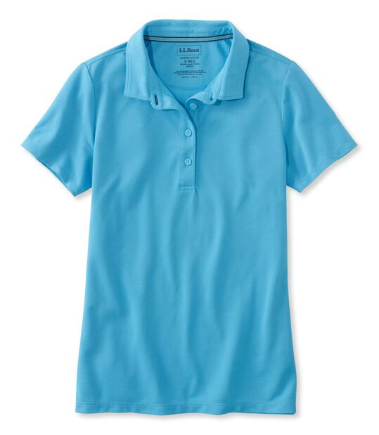 エル・エル・ビーン・パフォーマンス・ストレッチ・ポロシャツ、半袖, , hi-res
