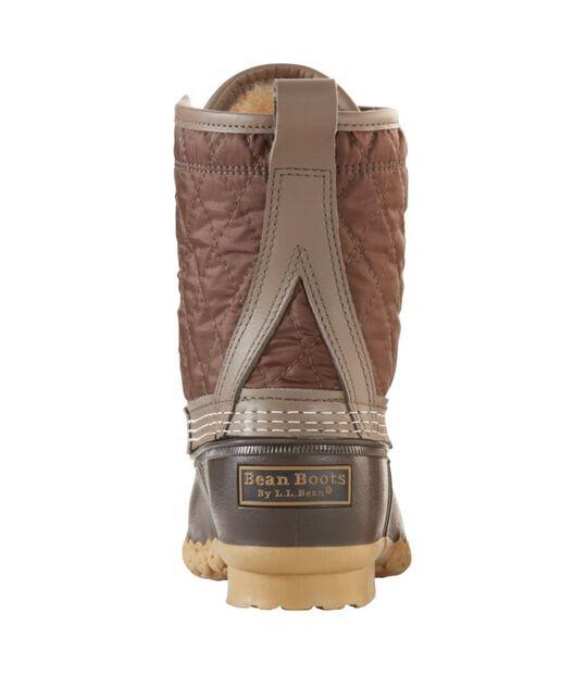 エル・エル・ビーン・ブーツ、8インチ キルト シアリングラインド Dリング リミテッドエディション, , hi-res