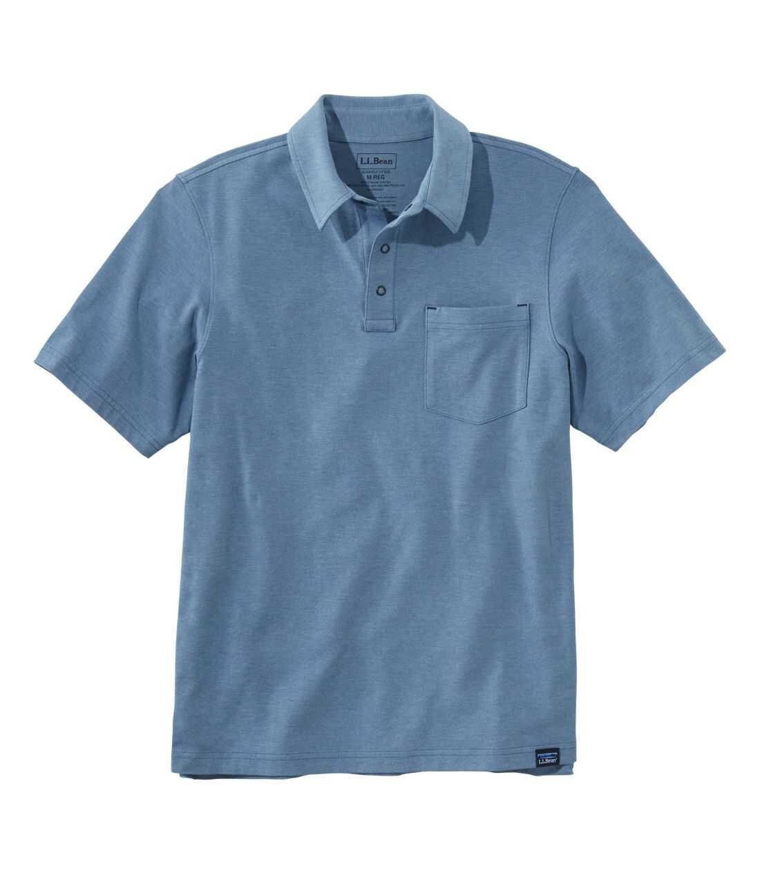 アラガッシュ・ポロシャツ、半袖