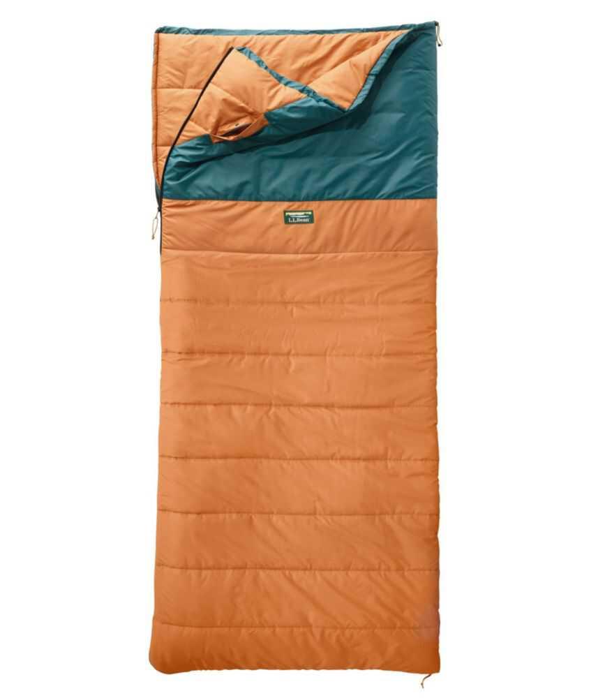 マウンテン・クラシック・キャンプ・スリーピング・バッグ、4℃