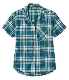 ビーチ・クルーザー・サマー・シャツ、半袖 プラッド, , hi-res