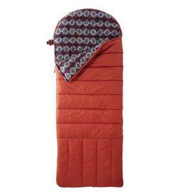 デラックス・フランネル・ラインド・キャンプ・バッグ、-1℃ ジオ・プリント, , hi-res