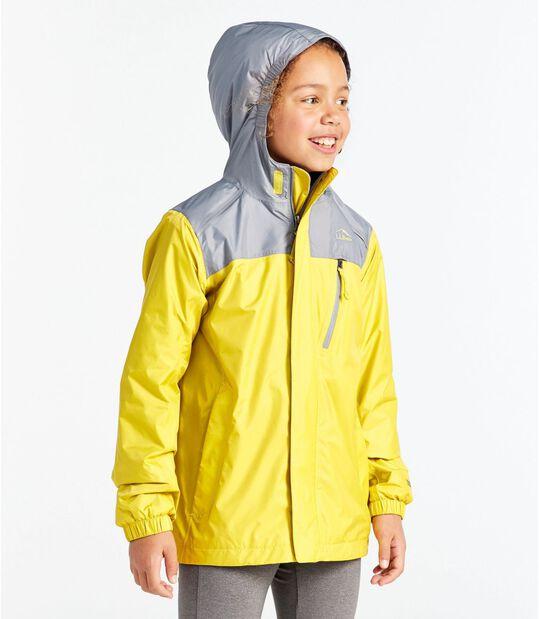トレイル・モデル・レイン・ジャケット、裏地付き カラー・ブロック, , hi-res