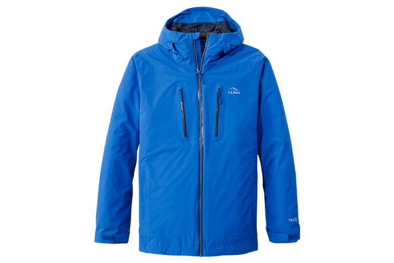 Waterproof PrimaLoft Packaway Jacket