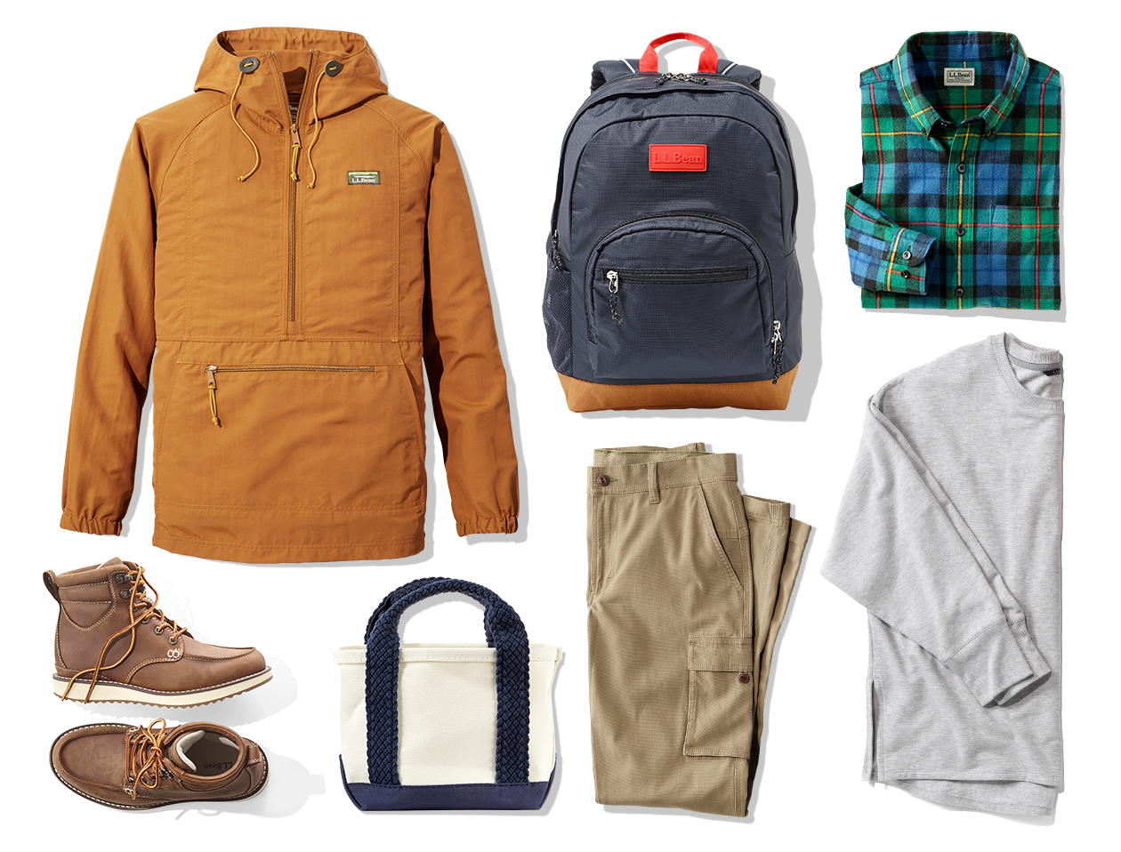 Fall Outfitting