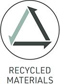 35%リサイクル素材