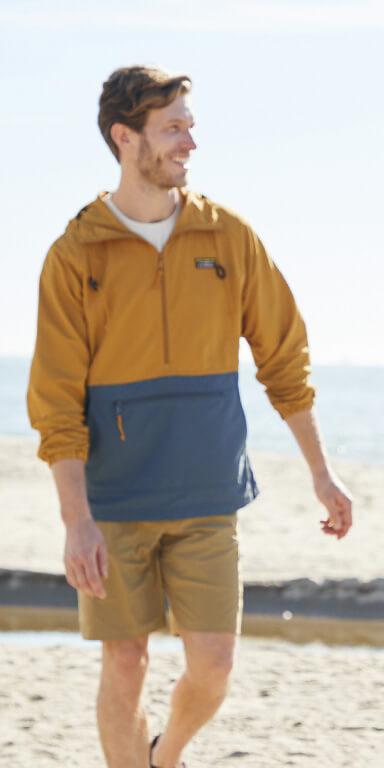 Men's Mountain Classic Anorak & Full Zip Jacket