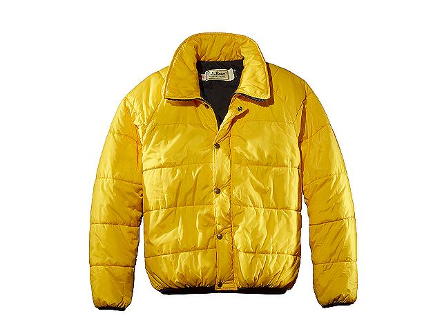 L.L.Beanは、「マウンテンライト・ジャケット」を発売。初めて市販されたプリマロフト・インサレーションを使用したアウターウエアとなる。