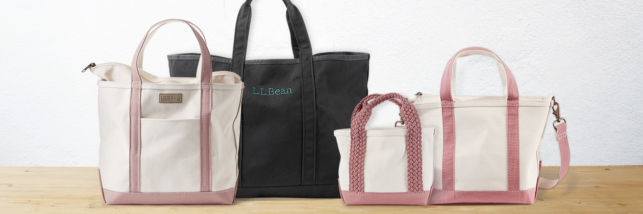 New Color Totes