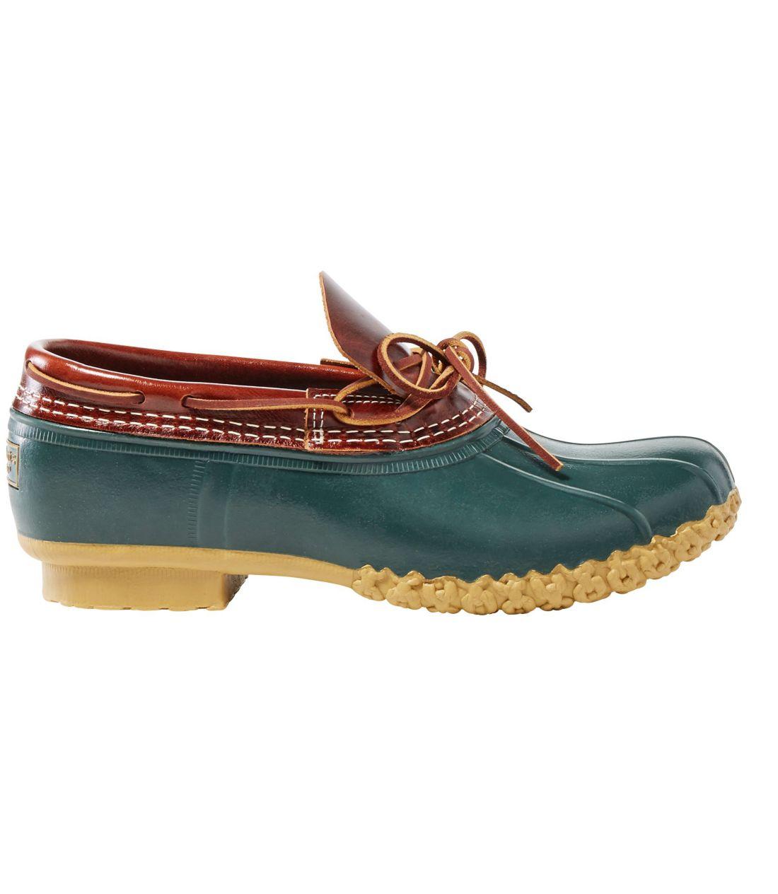 エル・エル・ビーン・ブーツ、ラバー・モカシン/Men's L.L.Bean Bean Boots, Rubber Moccasins