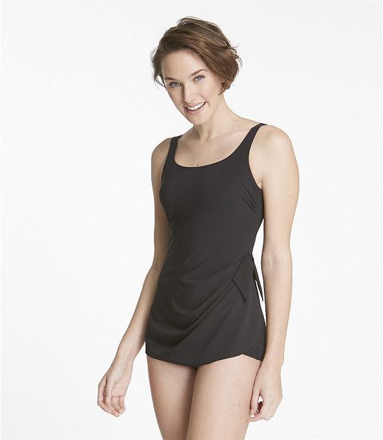 スリミング・スイムウエア、サロン・タンクスーツ/Slimming Swimwear, Sarong Tanksuit